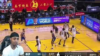 FlightReacts NETS at WARRIORS | FULL GAME HIGHLIGHTS | February 13, 2021!
