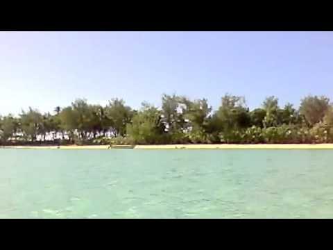 Boat trip Muri Lagoon