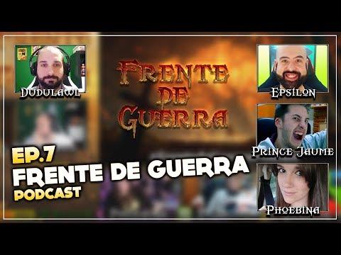 Frente de Guerra Podcast Ep. 7 - Spoilers de BFA   Programa en directo resubido