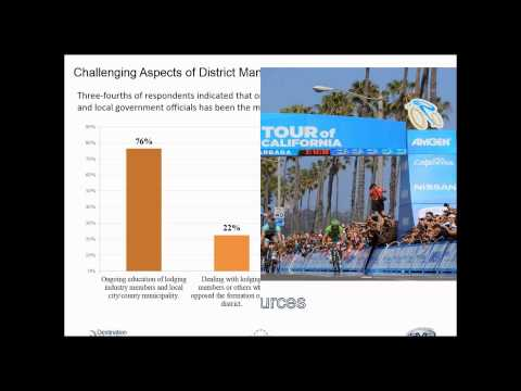The Growing Landscape of Tourism Improvement Districts