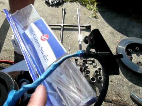 Repairing Abs Sensor Wiring Harness Chevy Colorado