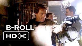Godzilla B-ROLL Part 1 (2014) - Bryan Cranston, Gareth Edwards Movie HD