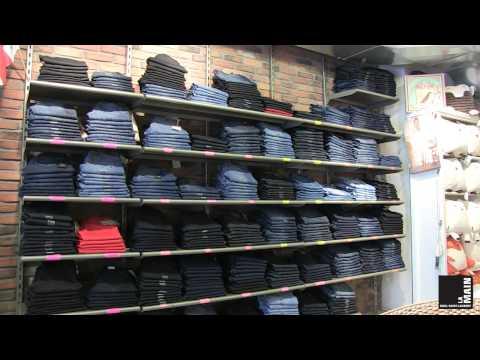 Boutique Onze, sur le boulevard Saint-Laurent