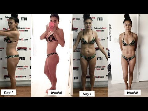 My Fitness Journey in 6 Weeks