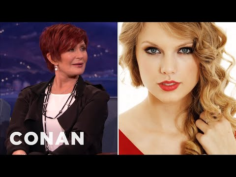 Sharon Osbourne: Ozzy Absolutely Loves Taylor Swift