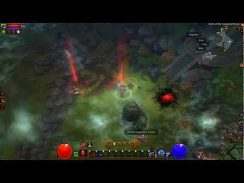 Torchlight 2: Engineer All Skills [ HD ]