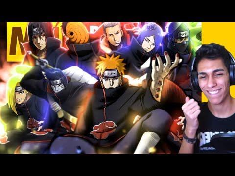 ASSISTINDO AO Tipo Akatsuki ? #2 (Naruto) do MHRAP !! ‹ Ine Games ›