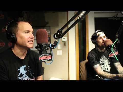 Stryker Interviews Blink-182 (Mark Hoppus, Travis Barker, and Matt Skiba)