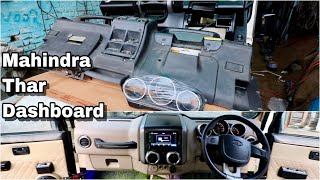 Download Lagu How To Convert The Old Model Mahindra Thar Dashboard Into New One | New AC & Heater System mp3