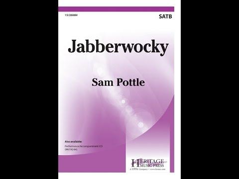 Jabberwocky - Sam Pottle