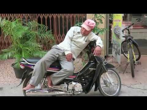Cambodia VLOG 82 (day Scenes & Return To Bangkok)