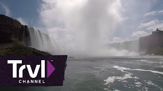 Get Up Close and Personal at Niagara Falls - Travel Channel