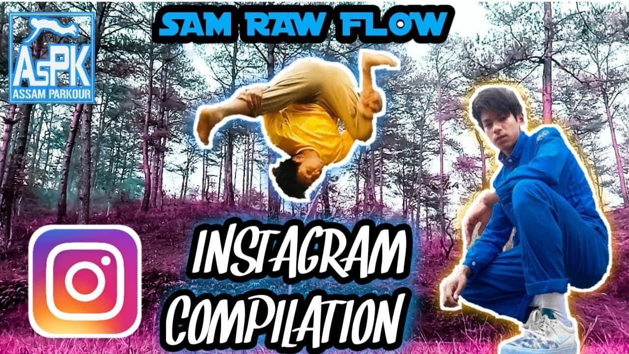 Samir Rabha Instagram Compilation