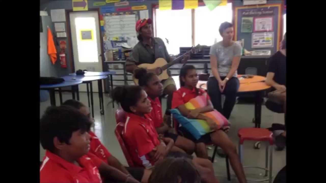 Torres Strait Islander Song