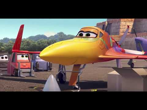 Planes (2013) - the other planes help Dusty