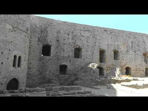 Beautiful castles of Western Peloponnese