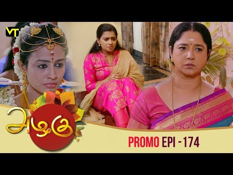 Azhagu Promo 20-06-2018 Sun Tv Serial Online