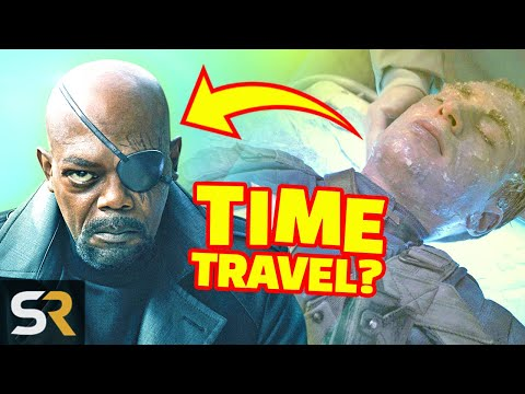 Marvel Theory: Did Nick Fury Know Captain America Was Alive?