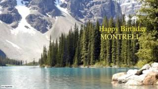 Montrell   Birthday   Nature