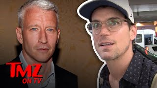 Who'd you rather: matt bomer or anderson cooper? | tmz tv