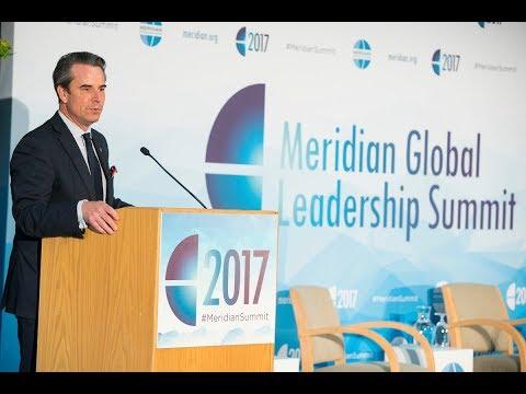 6th Meridian Global Leadership Summit: Part 1