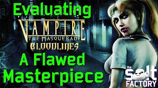 Vampire the Masquerade - Bloodlines: A Flawed Masterpiece
