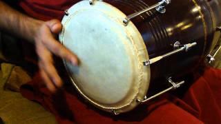 Dholak Beat : Dha-Ti-Ta | Dha-Ti-Ta/Ta-Ti-Ta