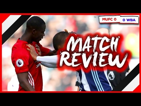 MANCHESTER UNITED 0-0 WEST BROM | NO GOALS, FRUSTRATION AGAIN!