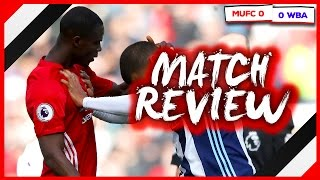 Video Gol Pertandingan Manchester United vs West Bromwich Albion