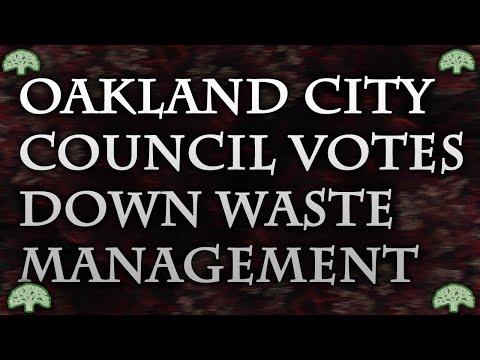 Education Today Radio (Waste Management & Newark Boycott) Sep 12th Episode