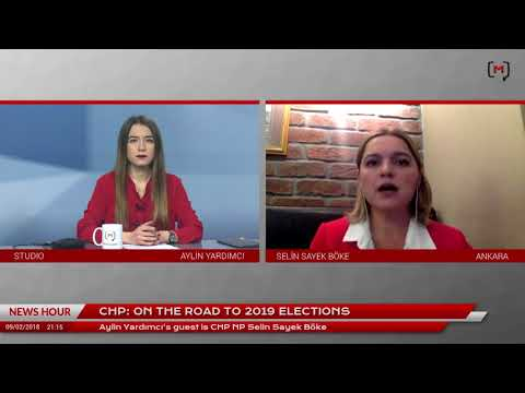 This Week in Turkey (50): With Selin Sayek Böke on the CHP congress and 2019 elections
