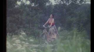 Girls on bicycle 1