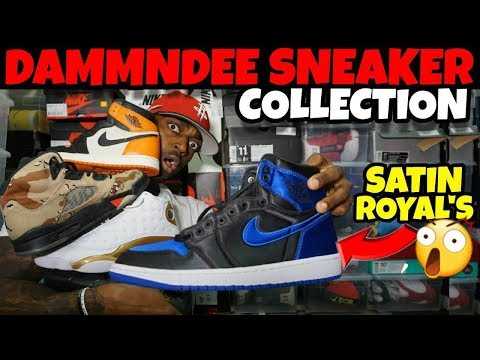 DAMMNDEE SNEAKER COLLECTION FIRE & FUNNY