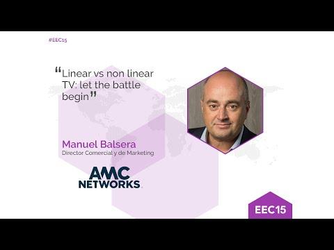 EEC15. Manuel Balsera (AMC Networks)
