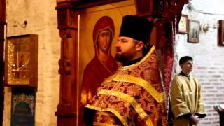 Воскресная проповедь отца Александра Болонникова (16 марта 2014 года).