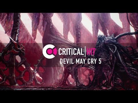 Devil May Cry 5 - Dante vs Urizen Boss Fight thumbnail