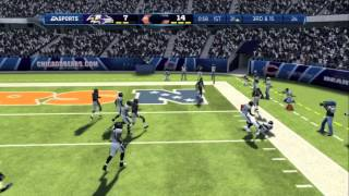 Madden 13 Burns, Cheats, & Cheesers  pt 1 ($ gm vs DreBeats63)