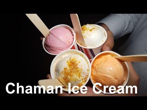 Chaman Ice Cream Lahore | Best Ice Cream in Town | Lahore Street Food III