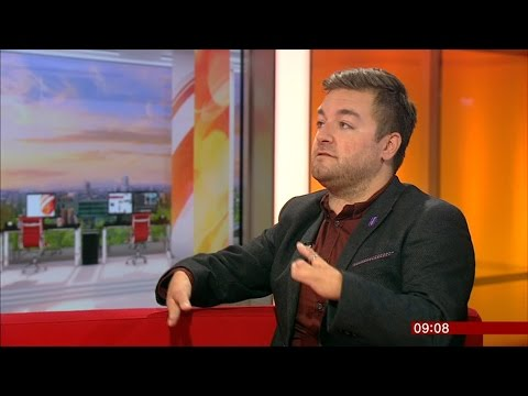 ALEX BROOKER   End The Awkward  Interview with The Last Leg presenter