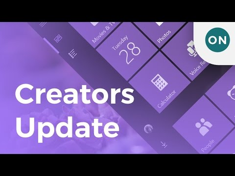 Windows 10 Creators Update Review - Final Features Demo