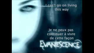 Evanescence-My Heart Is Broken-lyrics et traduction en français