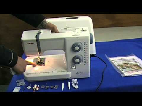 janome 525s sewing machine reviews