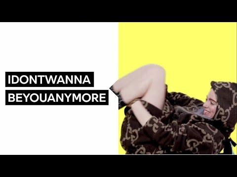 Idontwannabeyouanymore - Billie Eilish (Acapella) - Genius // Vocals