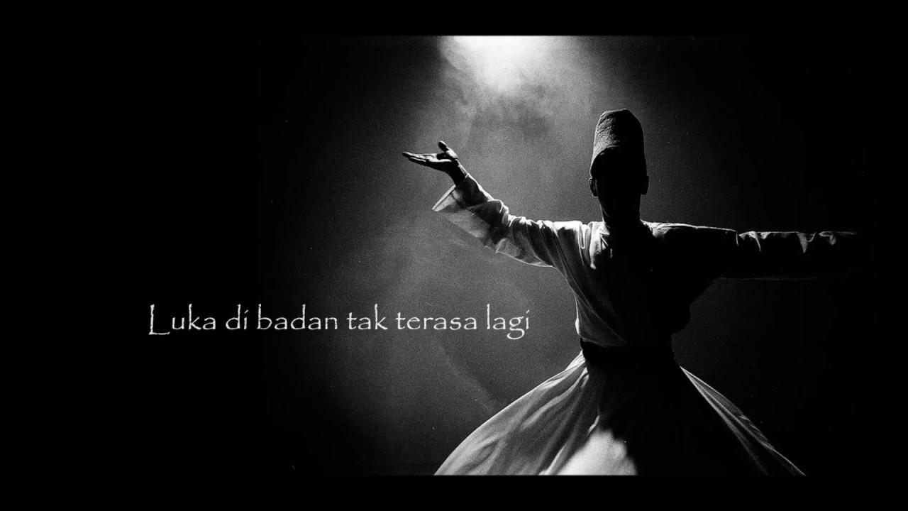 Citaten Rumi Menari : Bila rumi menari m nasir lirik youtube