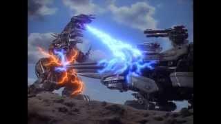 『ゾイドバトルビデオ』  製作:1989年  ZOIDS