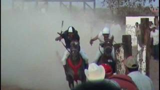 Tragedia Contra la Barbara | piggy back | 08 mayo | Carreras de caballo