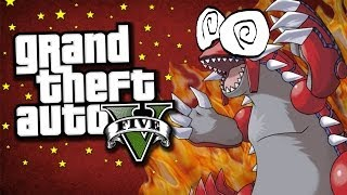 GTA 5 Online - LOBBY KILLING SPREE! (Grand Theft Auto V)