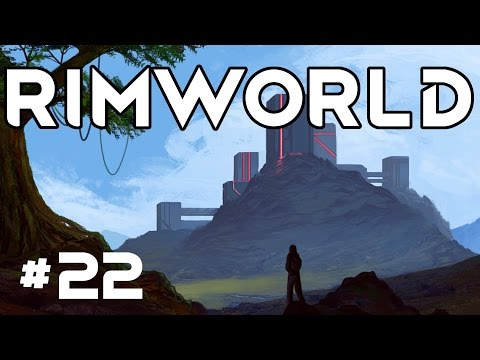 RimWorld Alpha 16 - Ep. 22 - Deep Drilling! - Let's Play RimWorld Alpha 16 Gameplay
