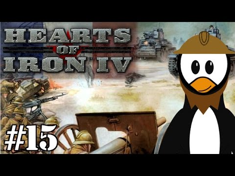Hearts Of Iron 4 - French Commune #15 : Darwin Dash