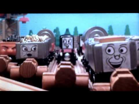Thomas Wooden Remake - Diesel's Devious Deed
